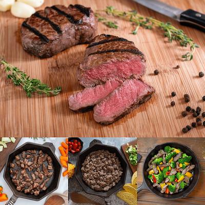 Panorama Meats Sampler