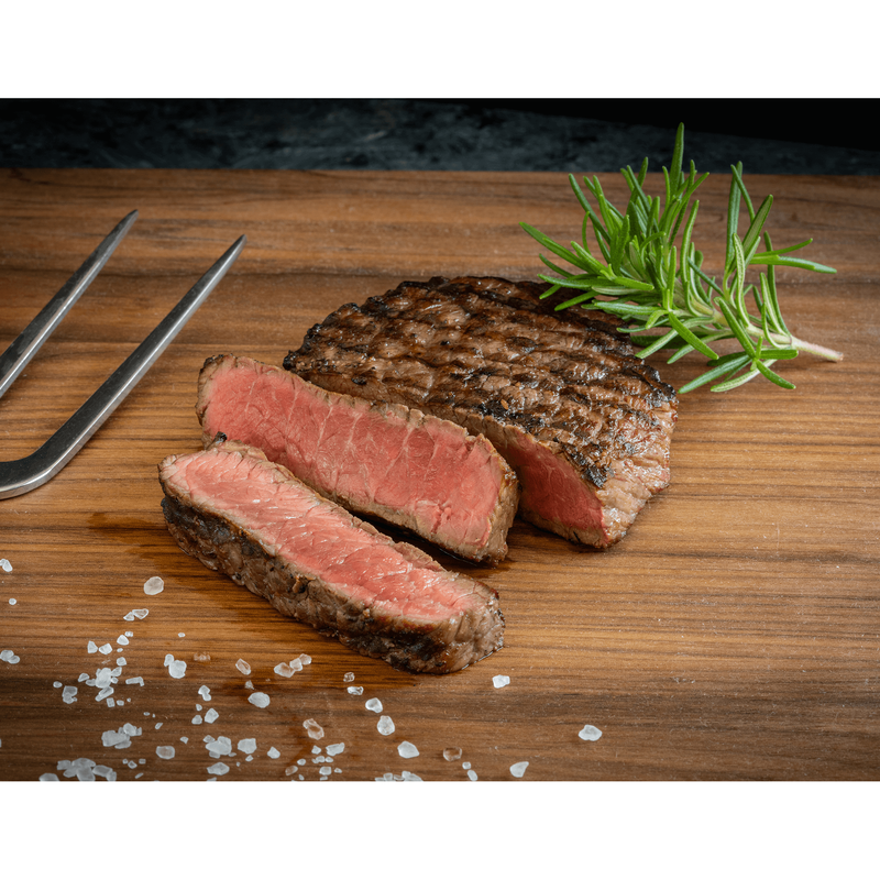 Niman Ranch Flat Iron Steak, Choice image number 0
