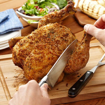 Perdue Farms Classic Beer Can Chicken