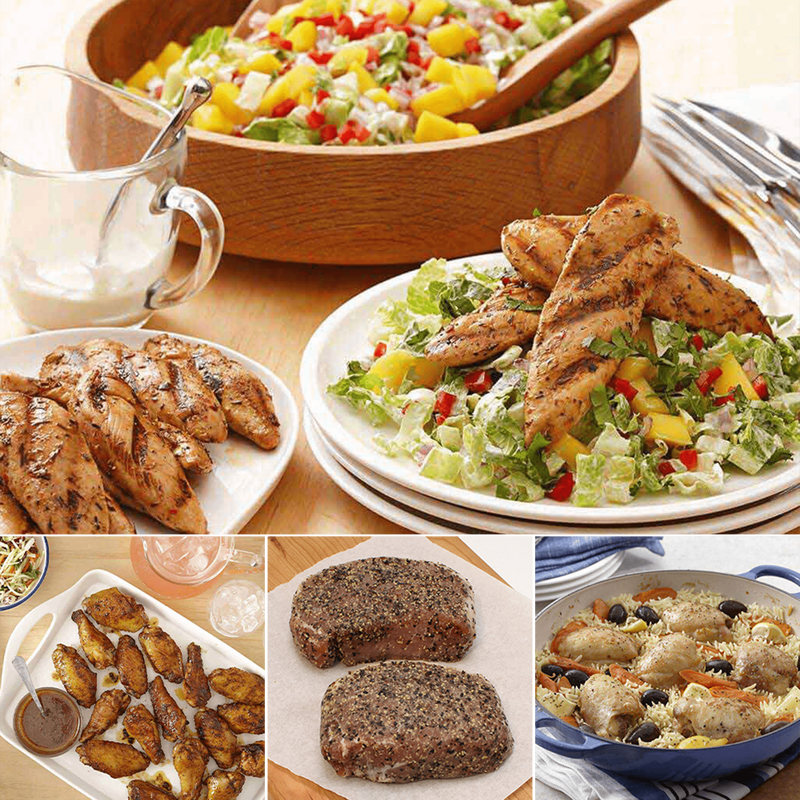 Family Feast Premium Proteins Gift Bundle image number 5