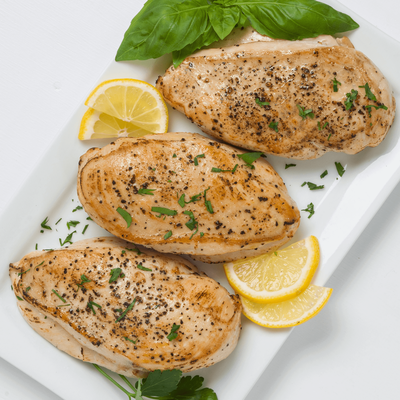 Pasturebird Pasture Raised Boneless Skinless Chicken Breasts