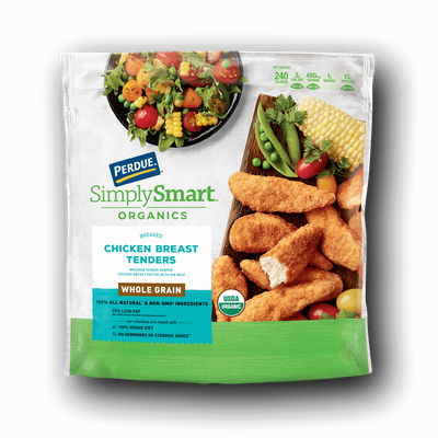 Perdue SimplySmart Organics Whole Grain Chicken Breast Tenders