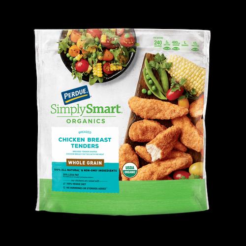 Perdue SimplySmart Organics Whole Grain Chicken Breast Tenders