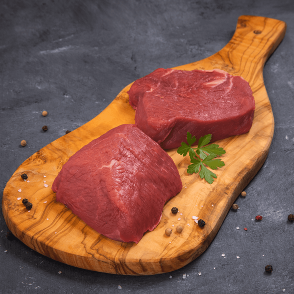 Panorama Organic Grass-Fed Beef Sirloin Steaks image number 3