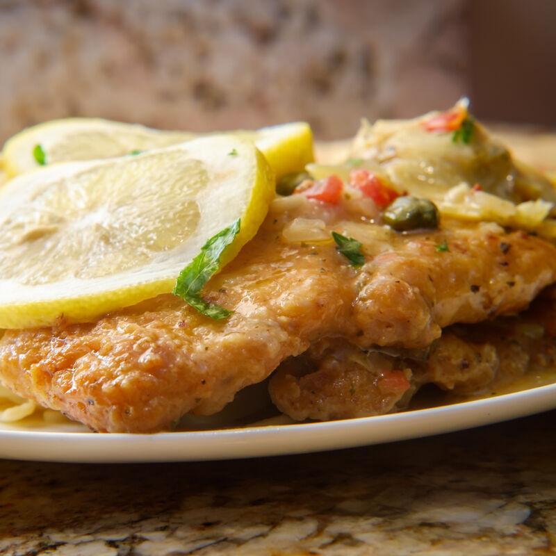 Chicken Schnitzel image number 0