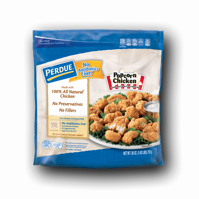 Perdue Breaded Popcorn Chicken image number 0