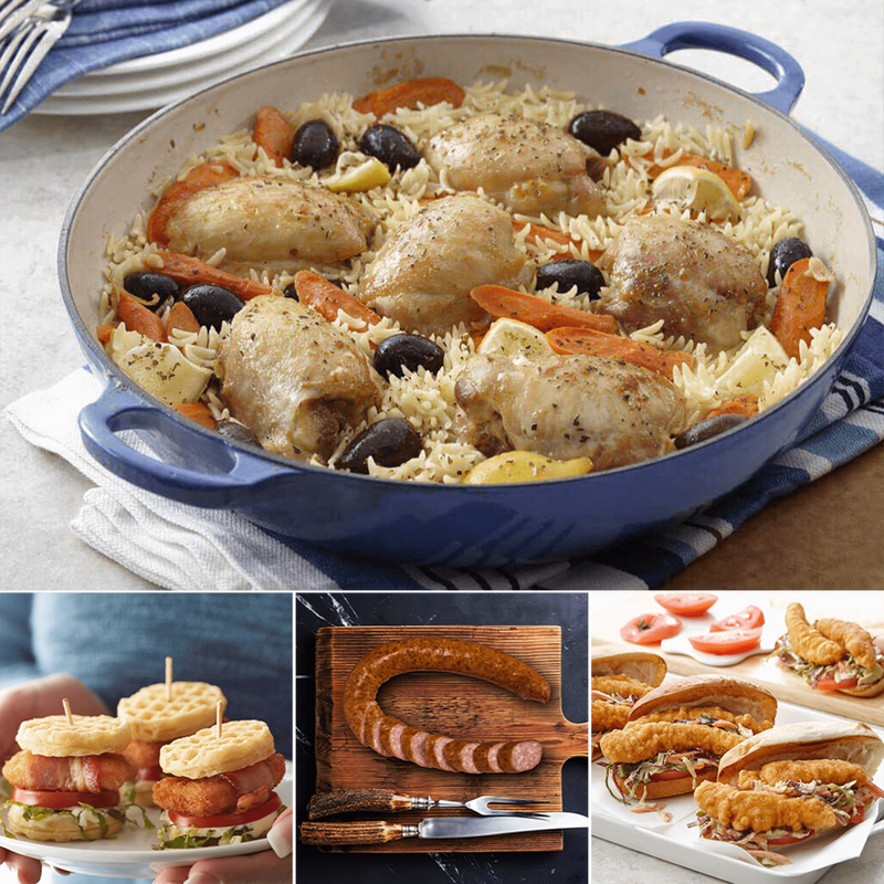 Family Feast Premium Proteins Gift Bundle image number 8