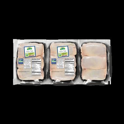 Perdue Harvestland Organic Bone-In Chicken Thighs Pack