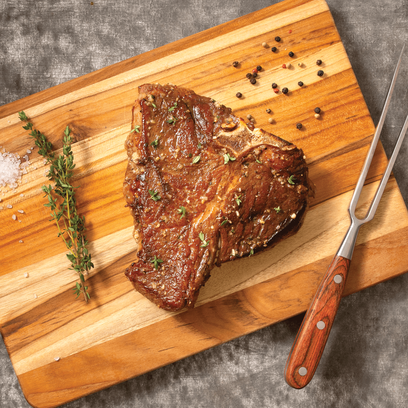 Niman Ranch Porterhouse Steak - 28 oz. image number 0