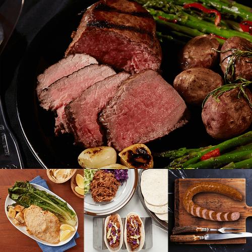 Best of Perdue Farms Steak Sampler Bundle