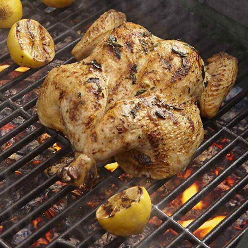 Greek Lemon Spatchcock Chicken image number 0