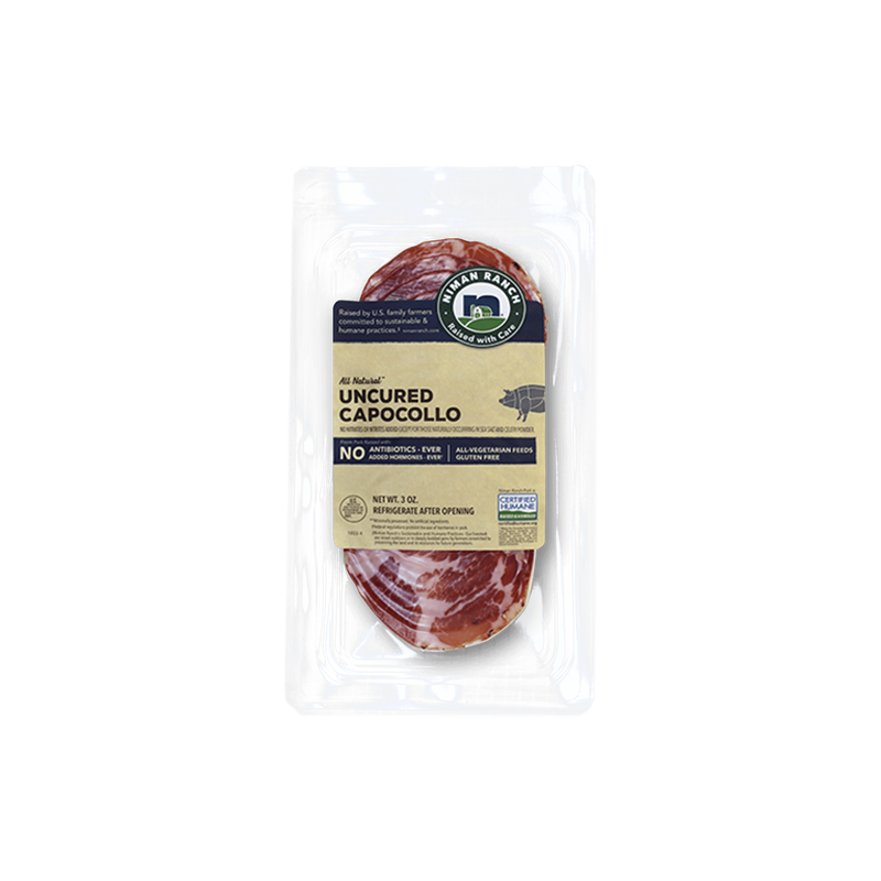 Niman Ranch Uncured Capocollo image number 1