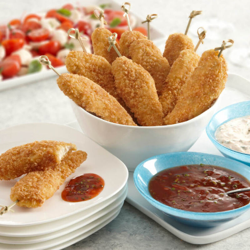 Chicken Tenders With Two Dipping Sauces image number 0