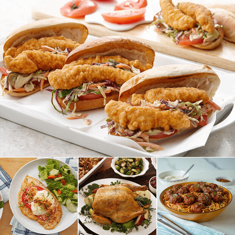 Family Feast Premium Proteins Gift Bundle image number 11