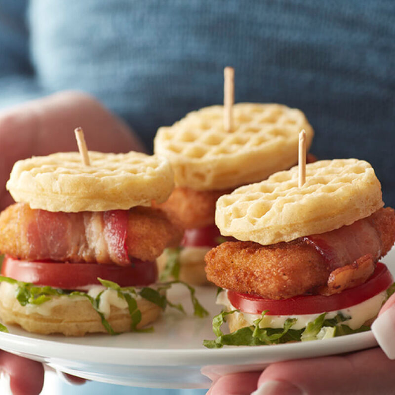 Chicken Nugget BLTs image number 0