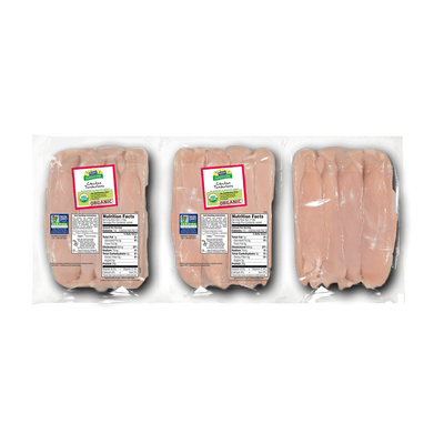 Perdue Harvestland Organic Boneless Skinless Chicken Tenderloins Pack