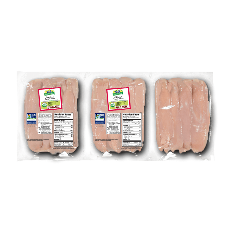 Perdue Harvestland Organic Boneless Skinless Chicken Tenderloins Pack image number 0