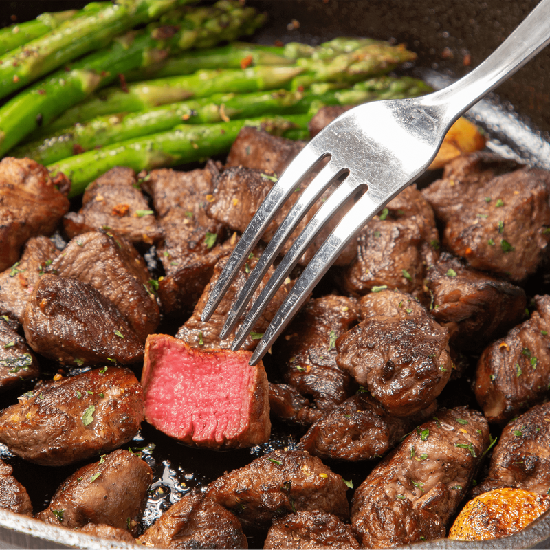 Panorama Organic Grass-Fed Beef Filet Bites image number 0