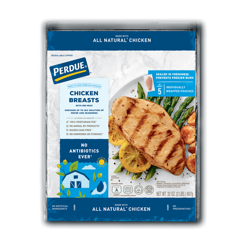 Perdue Boneless Skinless Chicken Breast Filets