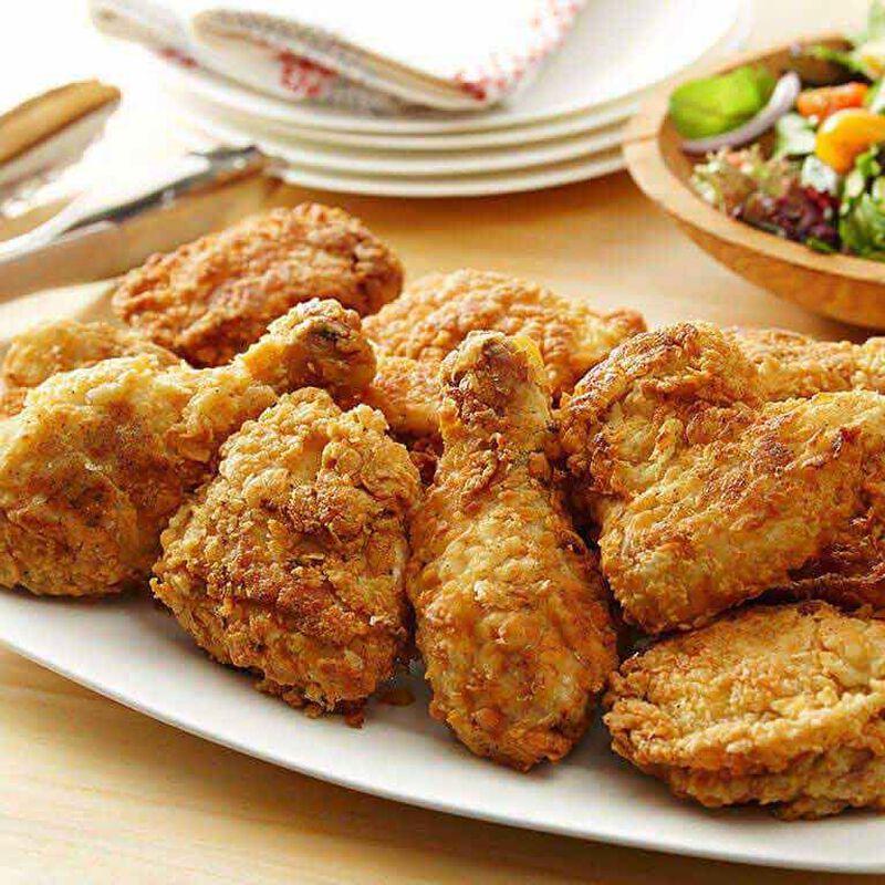 Grandma's Secret Buttermilk Fried Chicken image number 0