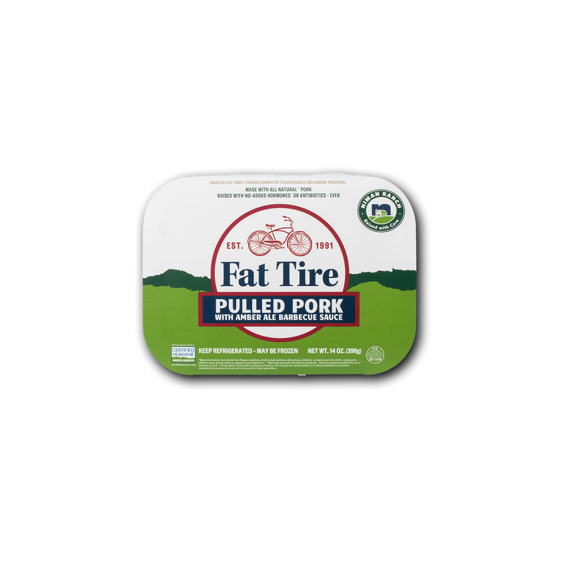 Niman Ranch Fat Tire Pulled Pork image number 0