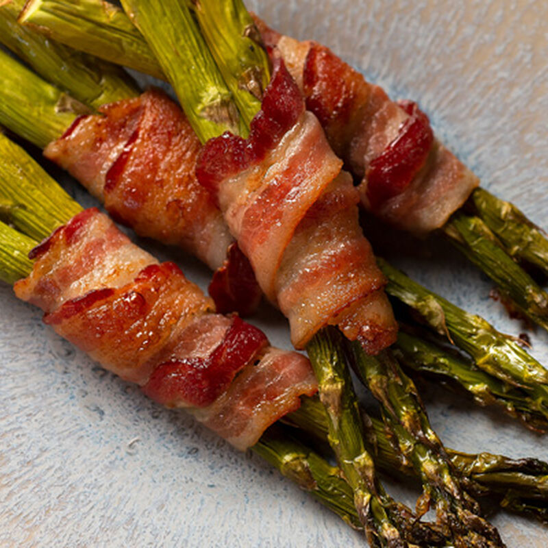 Bacon-Wrapped Asparagus Bundles image number 0