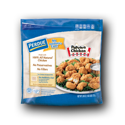 Perdue Breaded Popcorn Chicken
