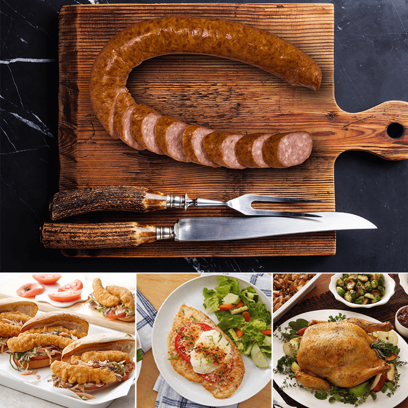Family Feast Premium Proteins Gift Bundle image number 10