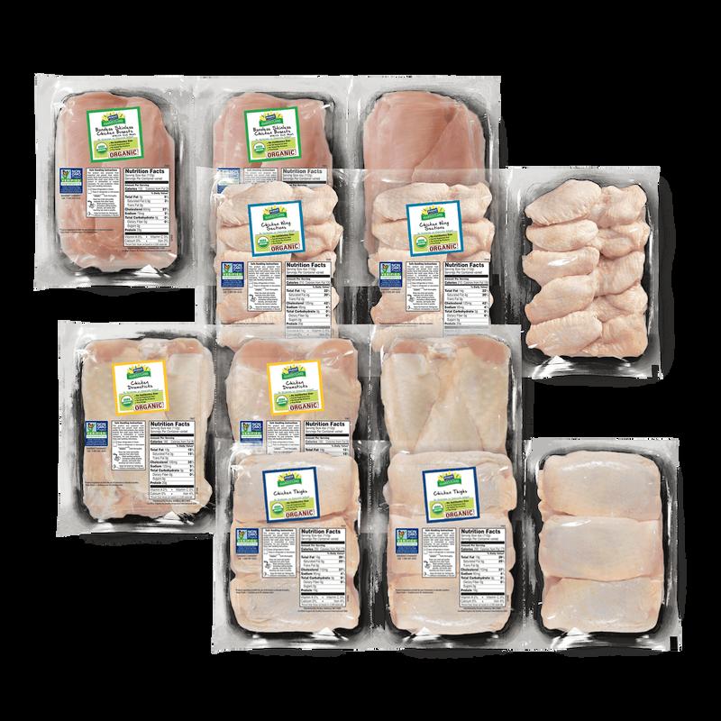 Perdue Organic Chicken Sampler image number 0