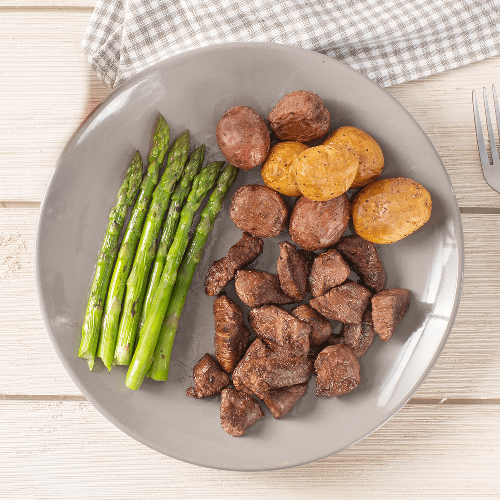 Panorama Organic Grass-Fed Beef Filet Bites image number 1