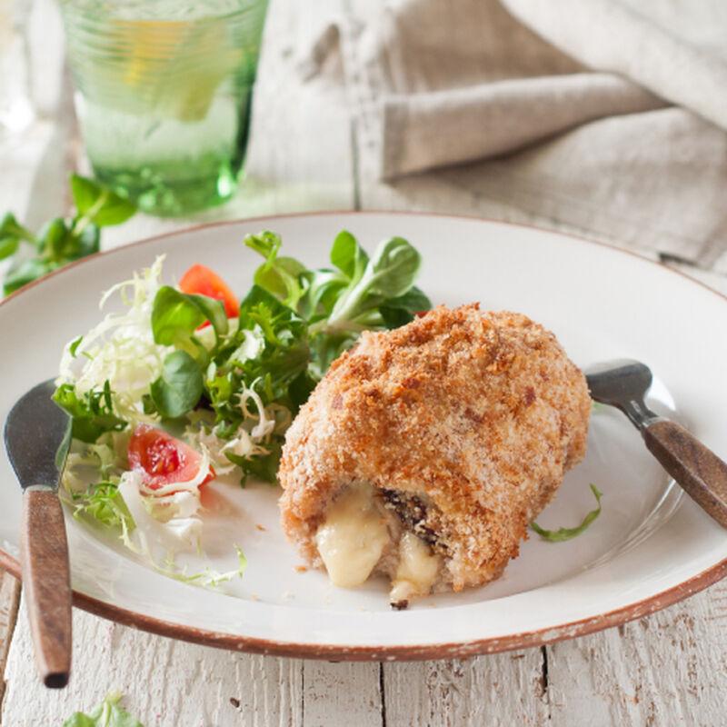 Gruyere and Prosciutto Chicken Cordon Bleu image number 0