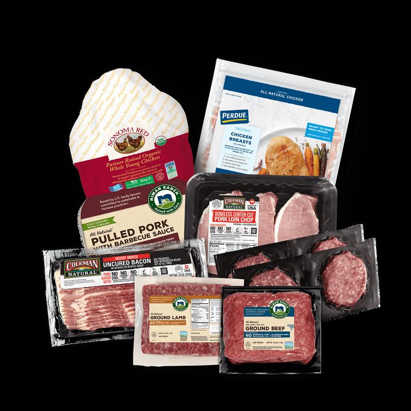 A Cut Above Premium Proteins Bundle image number 0