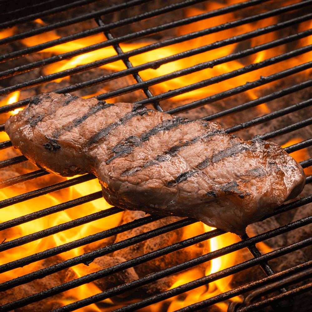 Panorama Organic Grass-Fed New York Strip Steak image number 3