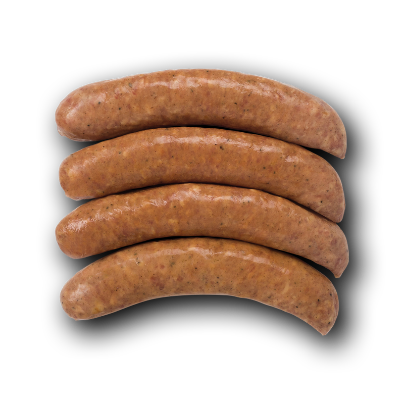 Niman Ranch Fat Tire Beer Brats image number 1