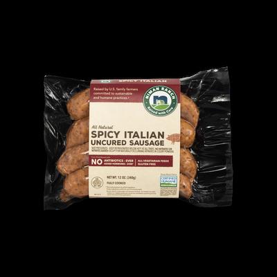 Niman Ranch Spicy Italian Sausage
