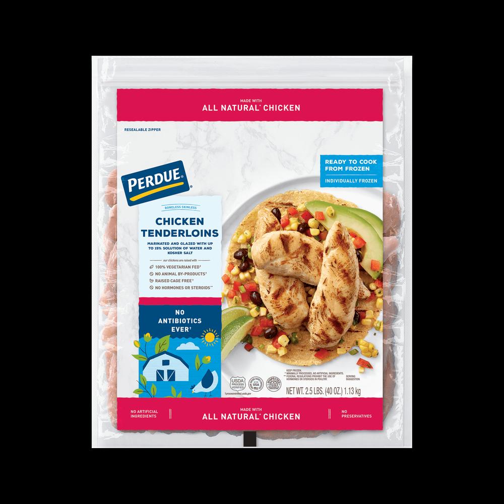 Perdue Best Frozen Chicken Tenders Bundle  image number 1
