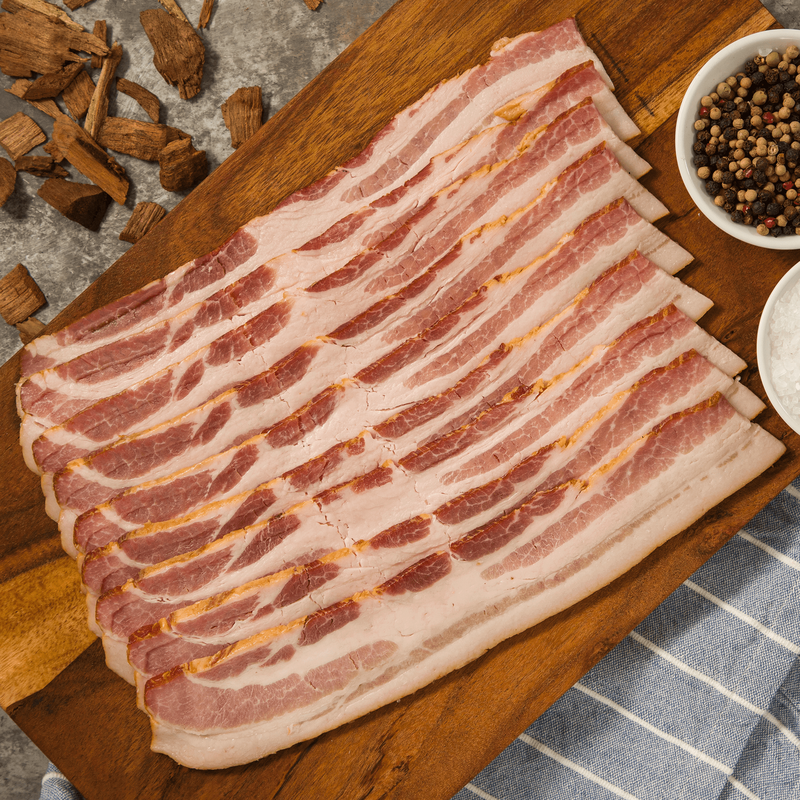 Niman Ranch Uncured Double Smoked Bacon image number 3