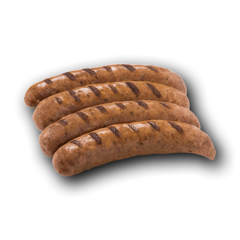 Niman Ranch Fat Tire Spicy Cheddar Brats image number 1
