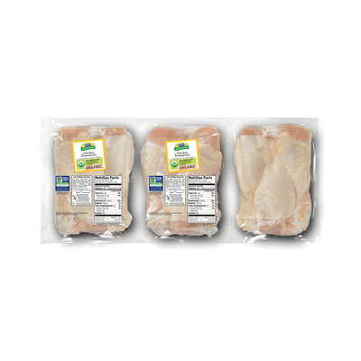 Perdue Harvestland Organic Chicken Drumsticks Pack
