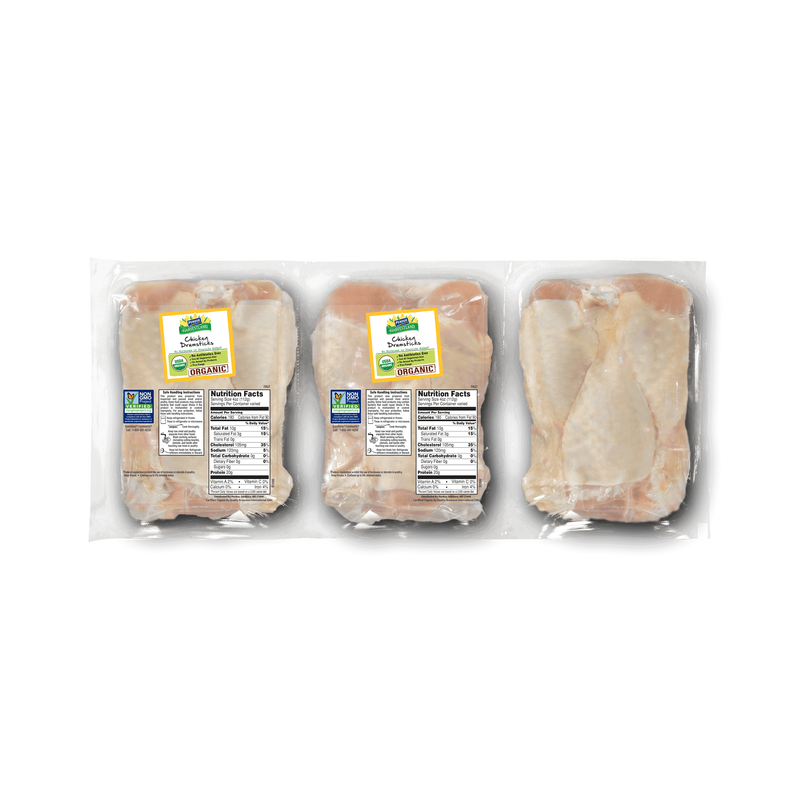 Perdue Harvestland Organic Chicken Drumsticks Pack image number 0