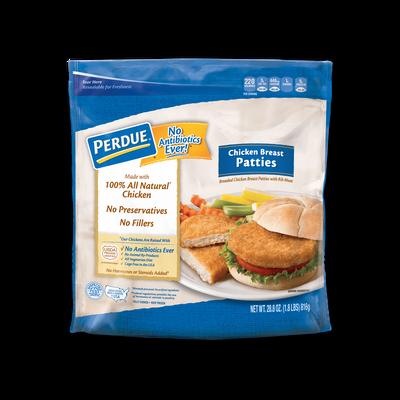 Perdue Breaded Chicken Breast Patties