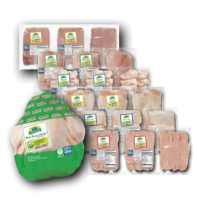 Perdue Organic Chicken Collection
