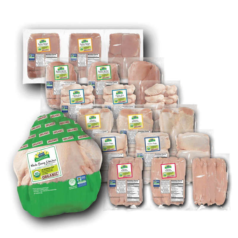 Perdue Organic Chicken Collection image number 0