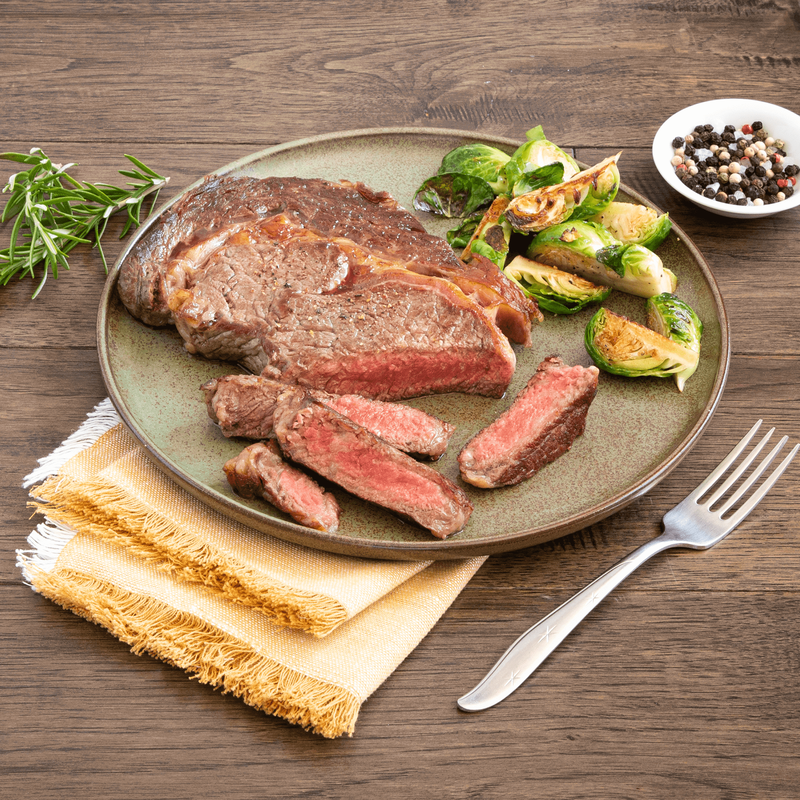 Niman Ranch 14-oz. Ribeye Steak, Prime image number 2