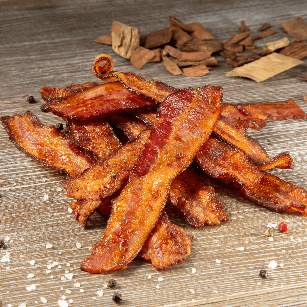 Niman Ranch Uncured Double Smoked Bacon image number 0