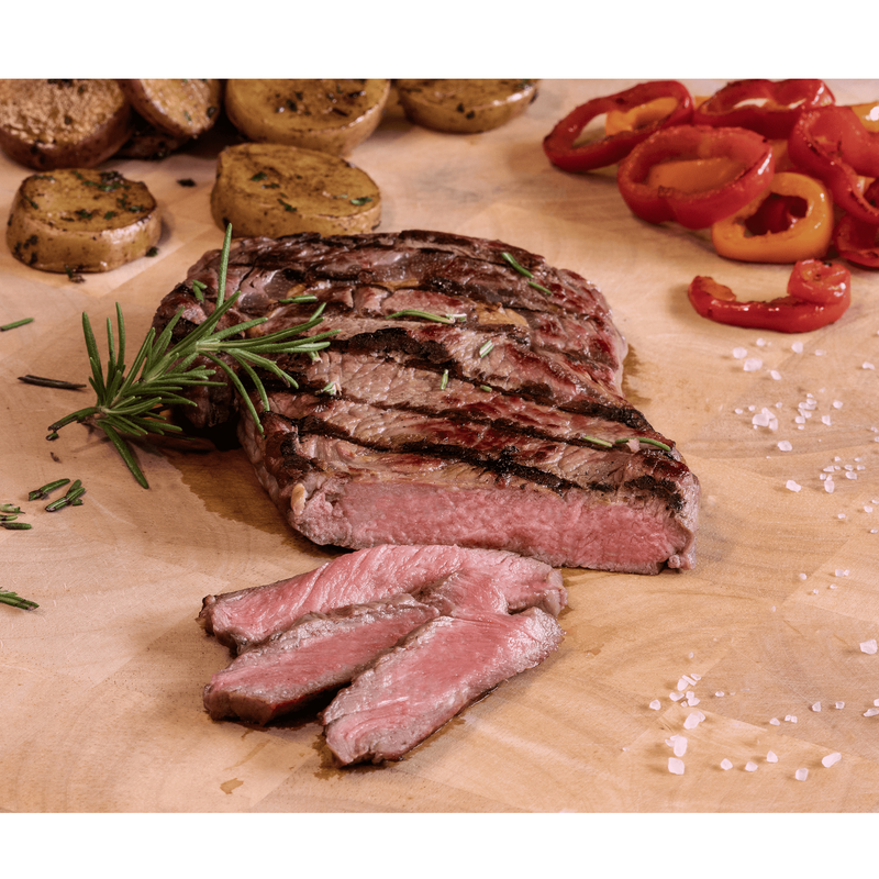 Panorama Organic Grass-Fed Ribeye Steak image number 4