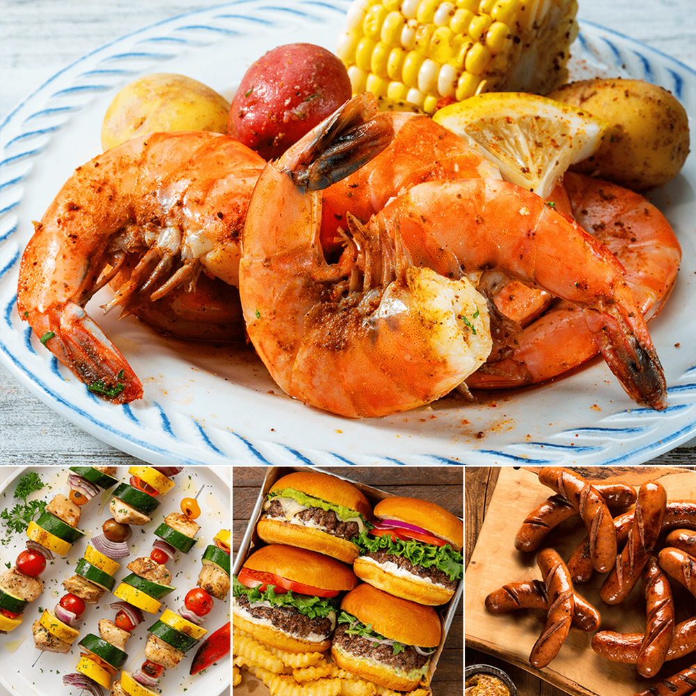 Meats and Seafood Starter Pack image number 2