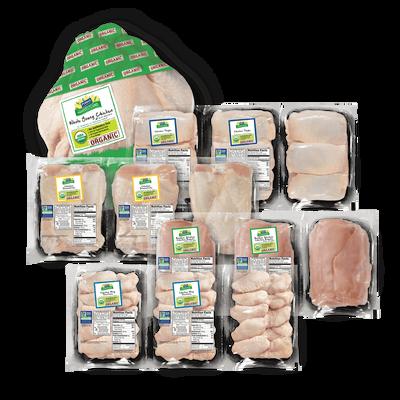 Perdue Organic Chicken Favorites