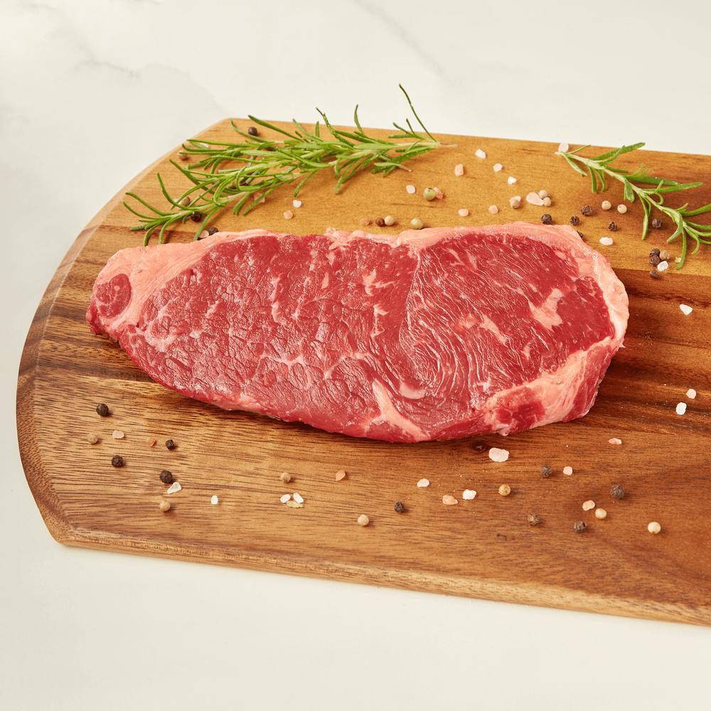 Niman Ranch New York Strip Steak, Choice image number 3