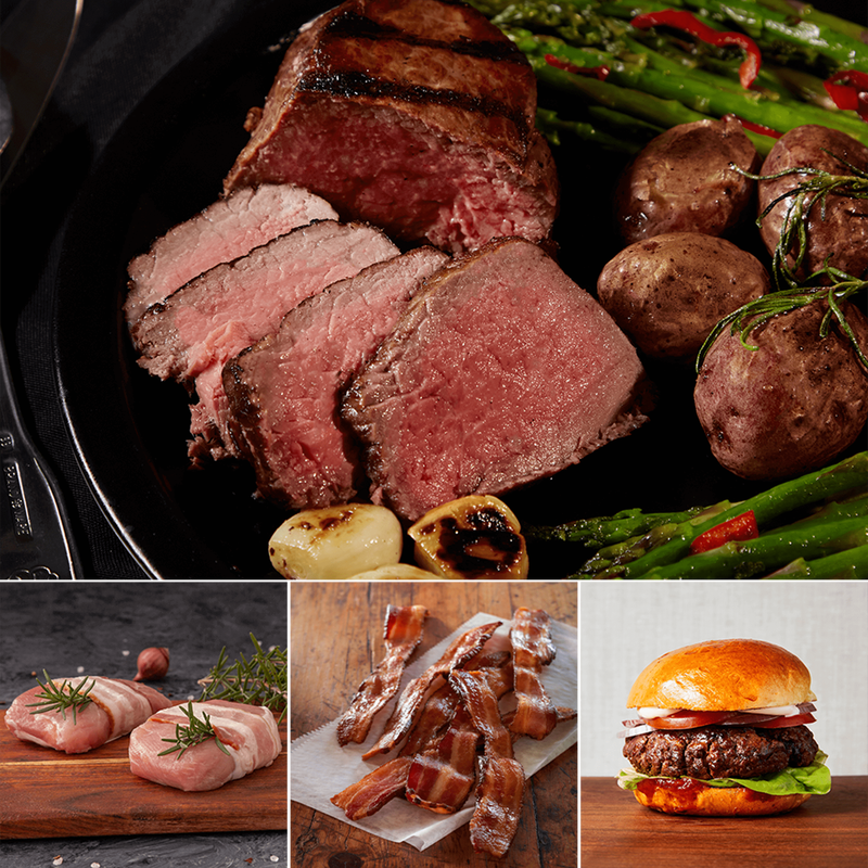 Five-Star Steakhouse Experience Gift Bundle image number 1